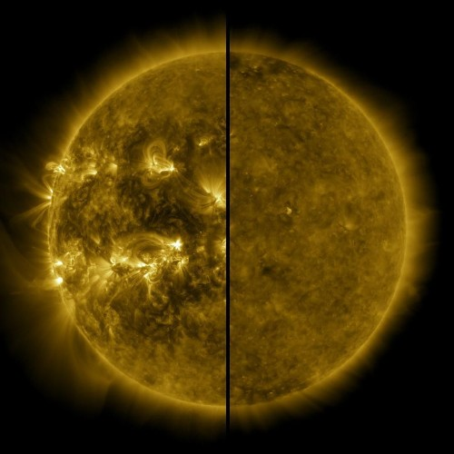 The Sun Just Woke Up. 'Space Weather' Feared After Weakest Cycle In 100 Years Ends, Says NASA