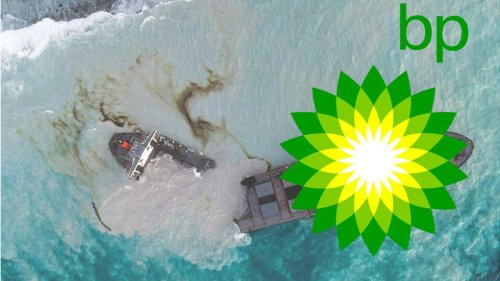 Newly Released Documents Show BP Supplied Experimental Fuel In Mauritius Oil Spill