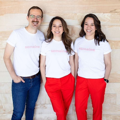How The Sisters Behind Semaine Are Helping Improve Women's Options For Period Pain Management