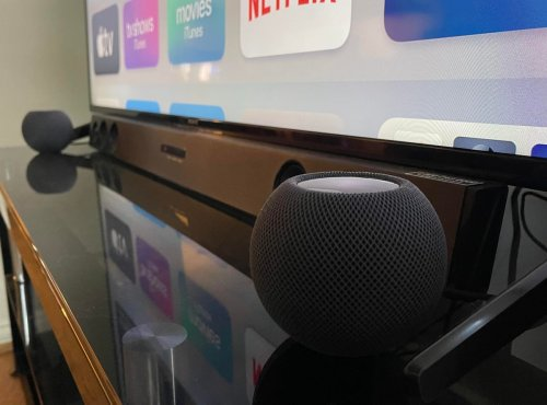 Got HomePod Minis? Turn Them Into Your TV's Soundbar