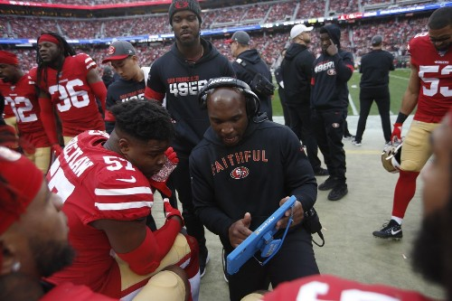 San Francisco 49ers Send Right Message With DeMeco Ryans & Mike McDaniel Promotions