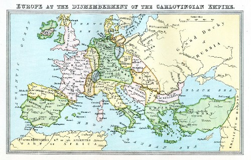 There Were No Borders In The Middle Ages