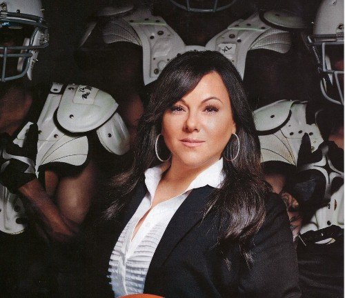 Denise White Is A True Pioneer When It Comes To Redefining Stereotypes In The Sports Industry