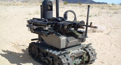 Are U.S. Special Forces Quietly Using Armed Robots?