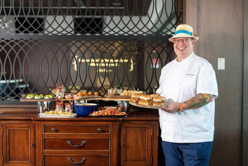 Churchill Downs Chef Will Teach You How To Cook A Kentucky Derby Meal At Home