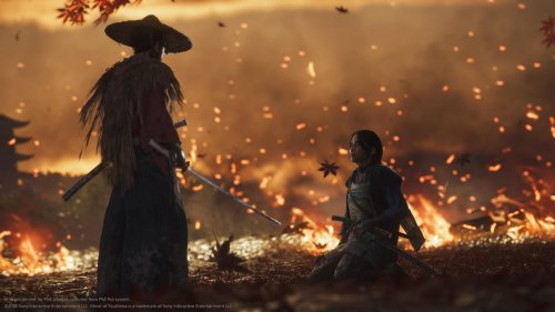 PS4's 'Ghost Of Tsushima' Reviews Are Here, And They Are Good