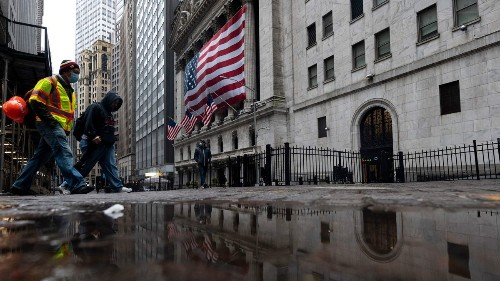 Dow Falls 150 Points After Another 1.3 Million Americans File For Unemployment