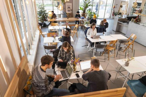 The Future Of Work - What's The Point Of A Shared Workplace?