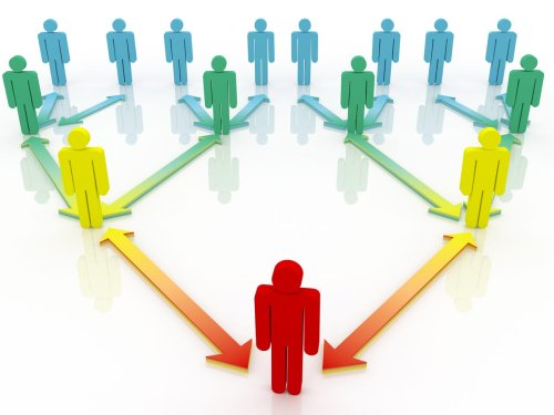 Smart Leaders Purposely Put Themselves At The Bottom Of The Org Chart