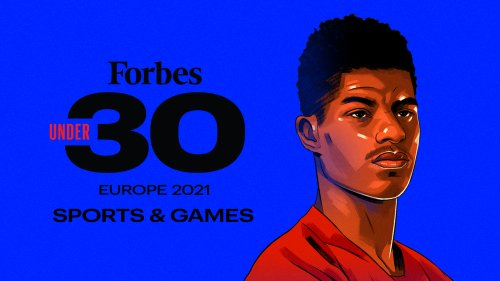 Forbes 30 Under 30 Europe 2021: Sports & Games