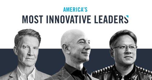 America's Most Innovative Leaders