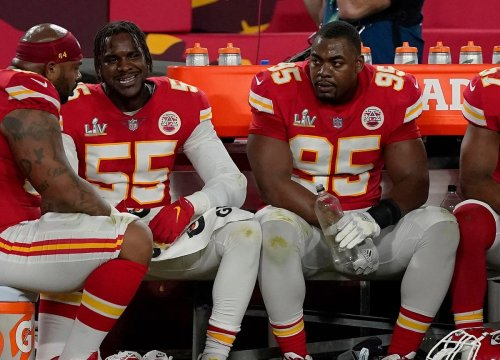 If Frank Clark Misses Time, Here Are The Kansas City Chiefs' Defensive End Options