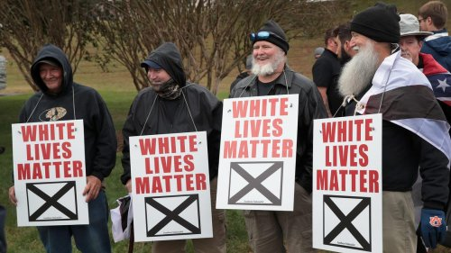 Police Across U.S. Preparing For 'White Lives Matter' Rallies Sunday
