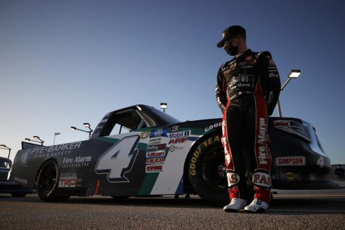 John Hunter Nemecheck Takes A Unique Path Without Rushing Back To Nascar Cup Series
