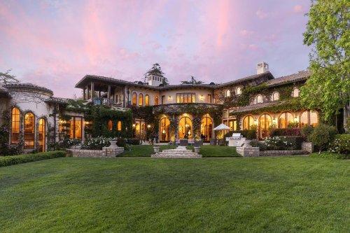 Boxer Sugar Ray Leonard Seeks $46.5 Million For Mansion In Los Angeles