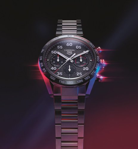 TAG Heuer CEO Frederic Arnault On The Watch Brand's Partnership With Porsche