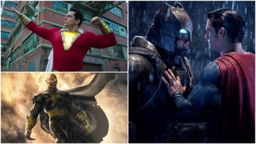 How A 'Shazam Vs. Black Adam' Movie Might Trump 'Batman V Superman'