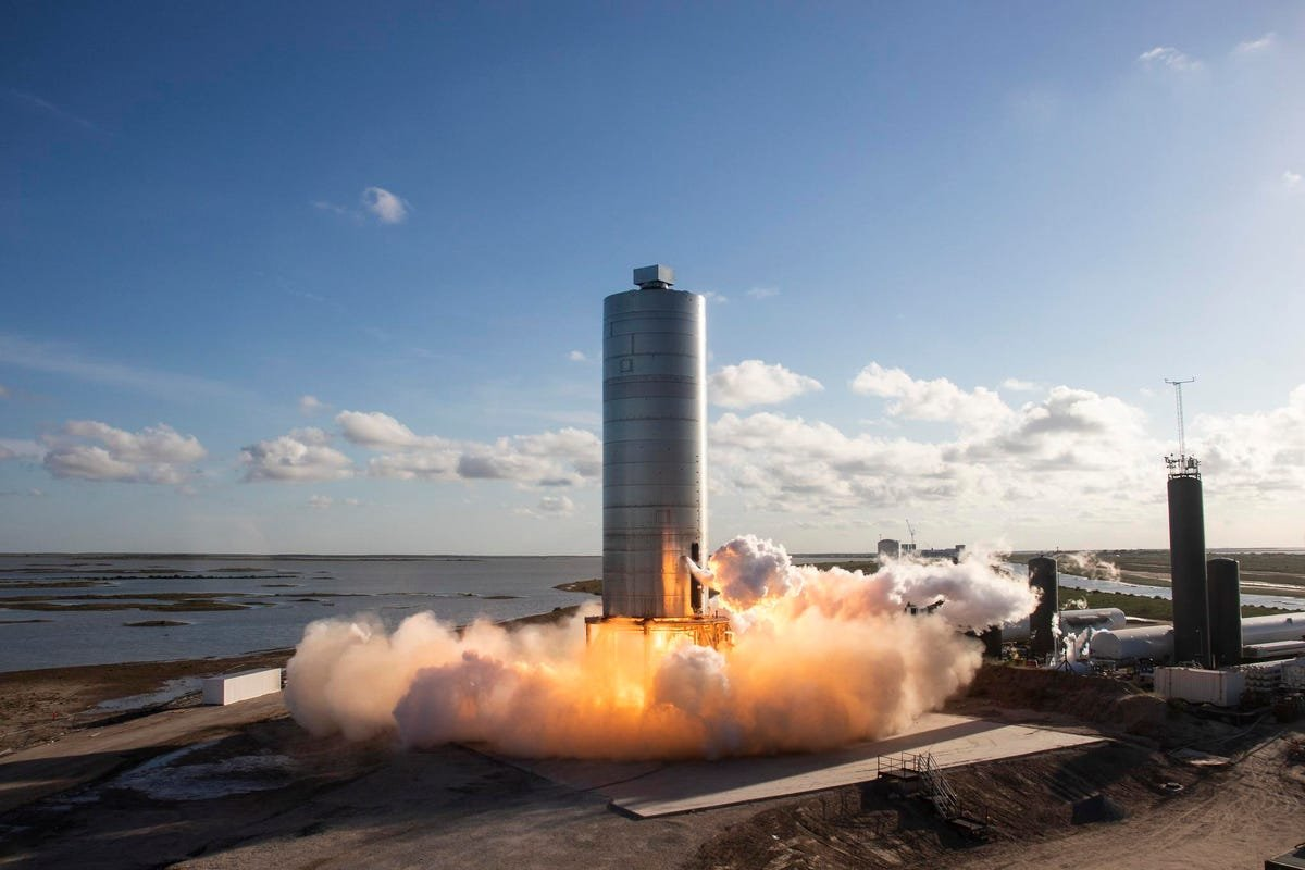 Discover spacex mars launch