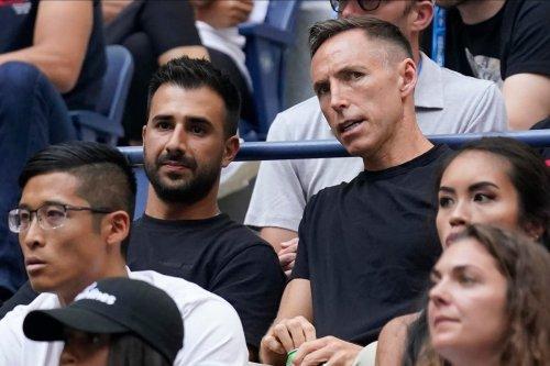 Brooklyn Nets Coach Steve Nash Willing To Offer Advice To Canadian Tennis Star Leylah Fernandez