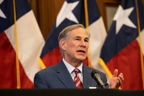 Texas Gov. Greg Abbott Says He'll Ask For Donations To Build State Border Wall
