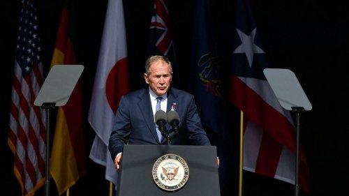 Ex-Presidents Clash As George W. Bush Plans Fundraiser For Trump Target Liz Cheney