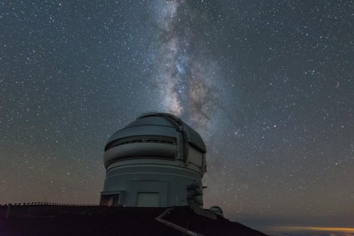 The Last Stargazers? Why You Will Never See An Astronomer Looking Through A Telescope
