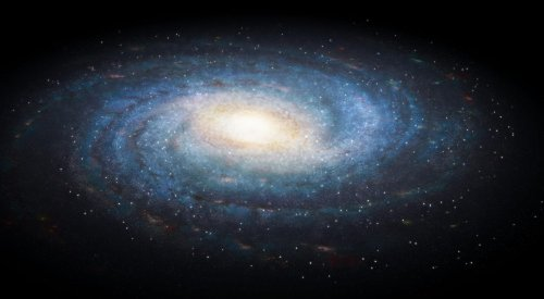 A Disturbance In The Outskirts Of The Halo Of The Milky Way May Give Insights Into The Nature Of Dark Matter