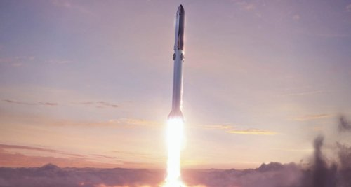 SpaceX May Fly A First Full-Size Prototype Of Its Mars Starship Rocket 'Later This Week' Says Musk