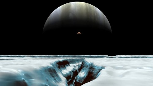 Could There Be Something Living In The 'Cloaked Ocean' Of Jupiter's Icy Moon? Yes, Says NASA Study