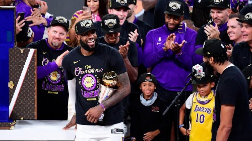 LeBron James Solidifies Himself As The Greatest Player Of All Time As The NBA Bubble Experiment Ends