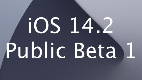 Unprecedented IOS 14.2 Public Beta 1 Adds Timely New Feature