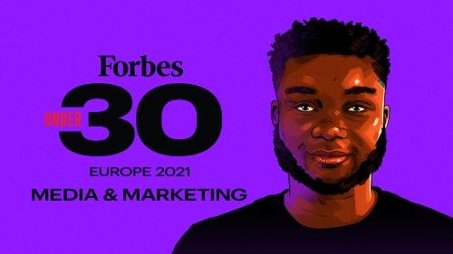 Forbes 30 Under 30 Europe 2021: Media & Marketing