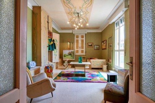 Italian Futurist's Extraordinary House Opens To Public In Rome