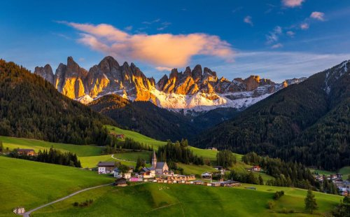 What Grows Together Goes Together: The Wine And Food Of Italy's Alto Adige Region