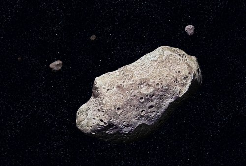 Asteroid 2011 ES4 Is The Size Of An Office Building And About To Buzz By Earth