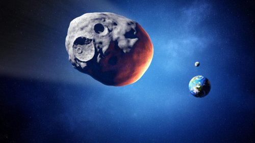 Asteroid Apophis: Huge 'God Of Chaos' Rock Will This Weekend Flyby Earth But What Happens Next Time?