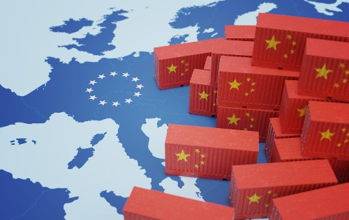 Europe Is A Tool In China's Bid For Global Ambition, New Book Says