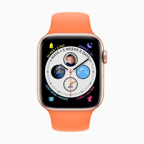 New Patent Could Transform Apple Watch Display