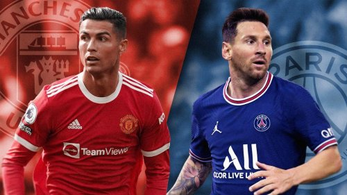 The World's Highest-Paid Soccer Players 2021: Manchester United's Cristiano Ronaldo Reclaims Top Spot From PSG's Lionel Messi