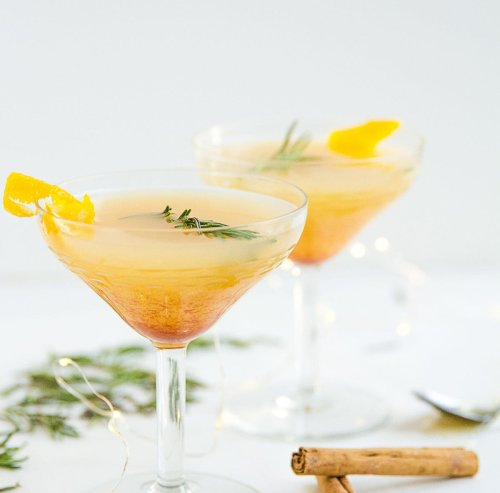 This Very British Cocktail Is Perfect For Christmas Morning