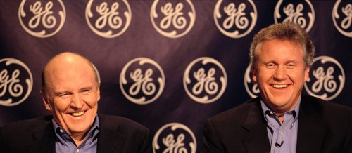 Amid GE Pension Crisis, Welch & Immelt Should Pay Back Their $600 Million Golden Handshake