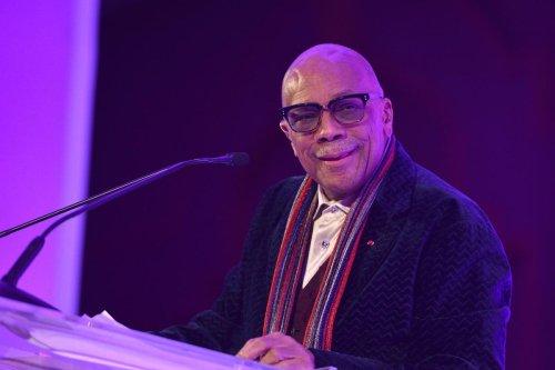 Quincy Jones On Bebop, Jazz And His Streaming Venture, Qwest TV