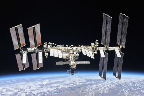 Astronauts Plug Leak On The International Space Station With The Help Of Floating Tea Leaves