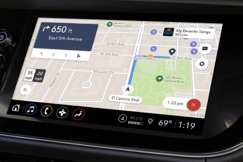 GM Adds Cloud-Based Maps+ Navigation App For OnStar Users