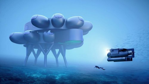 Fabien Cousteau Is Raising $135 Million To Build The International Space Station Of The Deep Sea