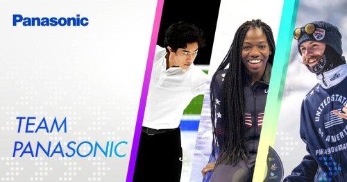 Panasonic Adds Olympian Maame Biney And Paralympian Noah Elliott To Roster, Broadens Social Impact Programming