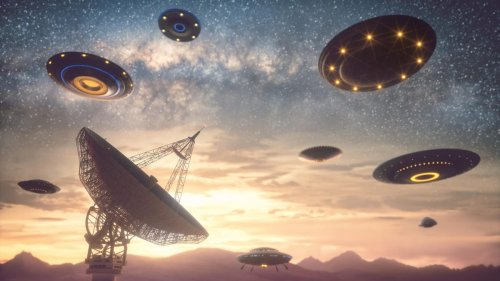 If Alien Space Probes Are Out There We Can Now Find Them Says Scientist
