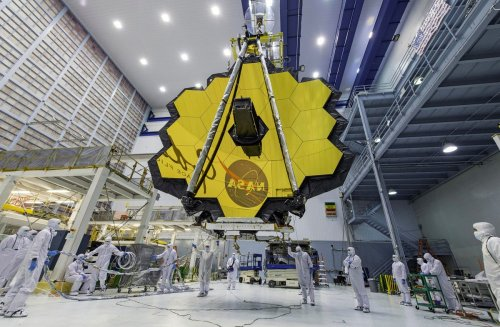 James Webb Space Telescope: NASA Again Delays Its $8.8 Billion 'Top Science Priority'