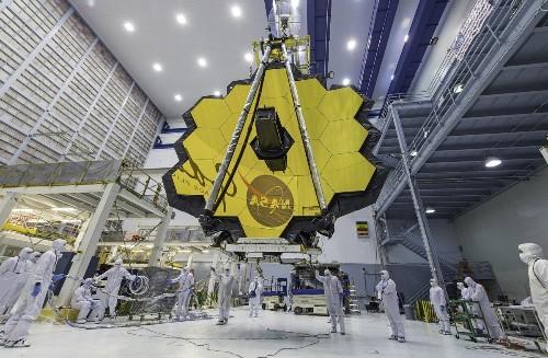James Webb Space Telescope: NASA Again Delays Its $8.8 Billion 'Top Science Priority'