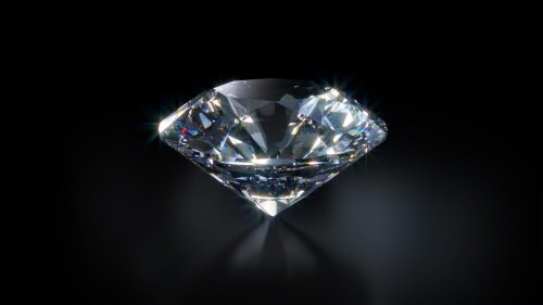 Scientists Create Crystal Stronger Than Diamond